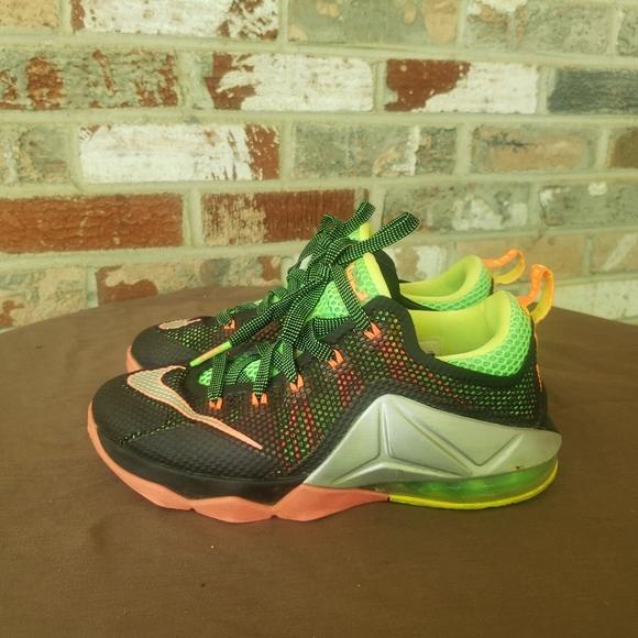 Nike Shoes | Lebron 12 Low Remix Size